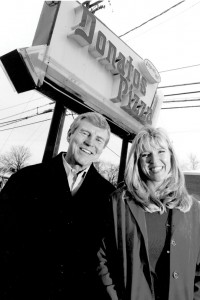 donates founder jim grote with wife jane