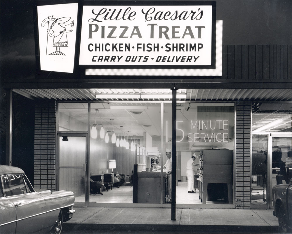 Original Little Caesars In Garden City