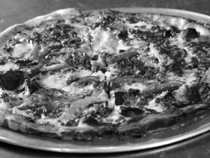 Coal-fired pizzas remain the business' cornerstone.